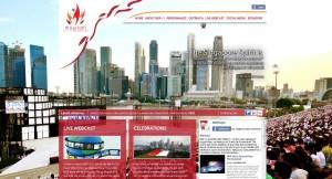 NDP 2011 Website